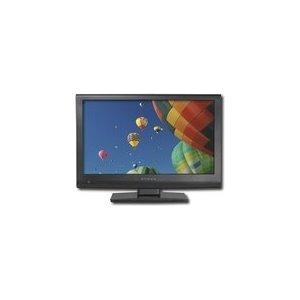 """Dynex DX-LDVD 19-10A 19"""" HDTV-Ready LCD TV"""
