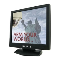 "Arm Electronics LCD1520HG 15"" TV"
