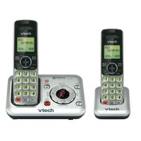 Vtech CS6429 1.9 GHz Twin 1-Line Cordless Phone