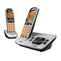 Uniden D1680-2 1.9 GHz Twin 1-Line Cordless Phone