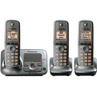 Panasonic KX-TG4133 1.9 GHz Trio 1-Line Cordless Expansion Handset