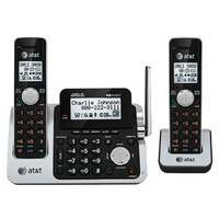 AT&T CL83201 1.9 GHz Twin 1-Line Cordless Phone