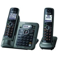 Panasonic KX-TG7642M 1.9 GHz Twin 1-Line Cordless Phone