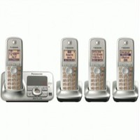 Panasonic KX-TG4134N 1.9 GHz Cordless Phone