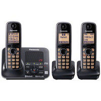 Panasonic KX-TG7623B 1.9 GHz 1-Line Cordless Phone