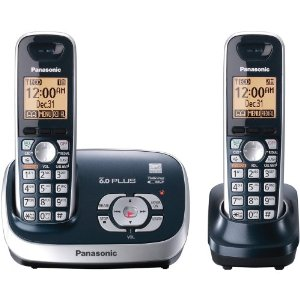 Panasonic KX-TG6572C 1.9 GHz 1-Line Cordless Phone