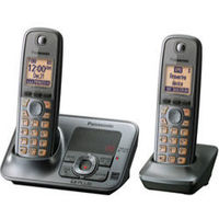 Panasonic KX-TG4132M 1.9 GHz Twin Cordless Phone