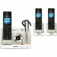 Vtech LS6475-3 Twin 1-Line Cordless Phone