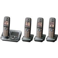Panasonic KX-TG4134M 1.9 GHz Quad 1-Line Cordless Phone