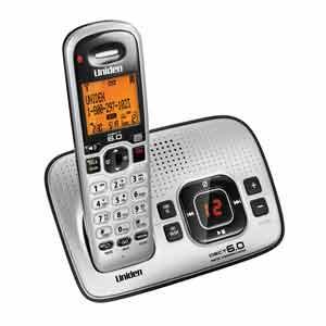 Uniden D1680 Cordless Phone