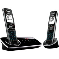 Uniden D2280-2 1.9 GHz Twin 1-Line Cordless Phone