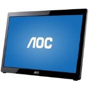 AOC E1649FWU Monitor