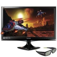 ViewSonic V3D245 3D LED Monitor