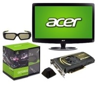 Acer HS244HQ bmii 3D LCD Monitor