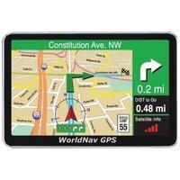 Teletype Gps WorldNav 5200 Handheld GPS Receiver