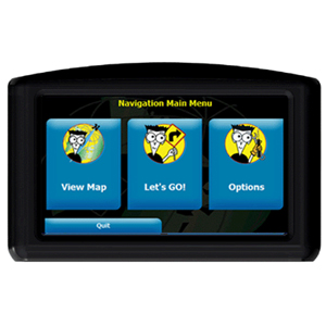 Maylong Group FD-430 - 4.3 in. Car GPS Receiver