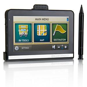 Rand Mcnally TripMaker RVND 5510 GPS Receiver