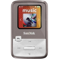 SanDisk Clip Zip (8 GB) MP3 Player