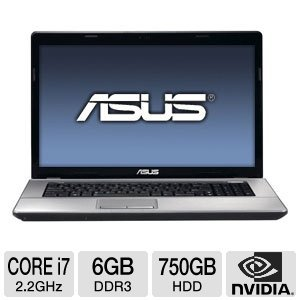 ASUS A73SV-TH72 PC Notebook