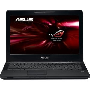 ASUS G53SX-AH71 15.6-Inch Gaming - Replublic of Gamers (Black) PC Notebook