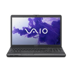 Sony VAIO EL2 Series VPCEL24FX/B 15.5-Inch (Charcoal Black) PC Notebook