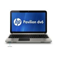 Hewlett Packard Pavilion dv6-6130us (QE025UAABA) PC Notebook