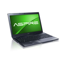 Acer Aspire AS5755-6699 (LXRPV02051) PC Notebook