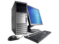 Hewlett Packard Compaq dc7700 (ET092AV) PC Desktop