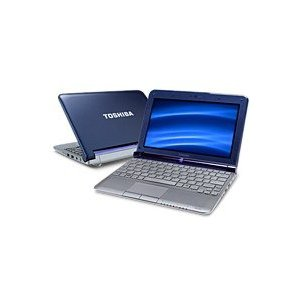 Toshiba Mini NB305-N442BL 10.1-Inch Netbook (Royal Blue)
