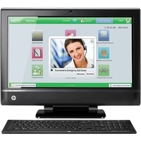 Hewlett Packard TouchSmart Elite 9300 (XZ995UTABA) 23 in. PC Desktop
