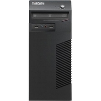 Lenovo ThinkCentre M71e 3134A8U Desktop Computer Pentium G840 2.8GHz - Small Form Factor - Business ...