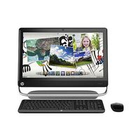 Hewlett Packard TouchSmart 520-1070 (886389007379) 23 in. PC Desktop