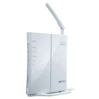 Buffalo Technology AirStation High Power N150 Wireless Router & AP WHR-HP-GN (White)