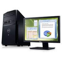 Dell KIT VOSTRO 260MT PC Desktop