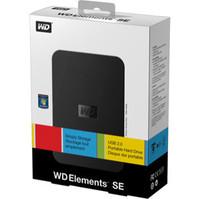 Western Digital WDBABV0010BBK-NESN 1 TB USB 2.0 Hard Drive