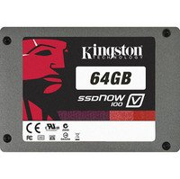 Kingston SV100S2 64 GB SATA II Solid State Drive (SSD)
