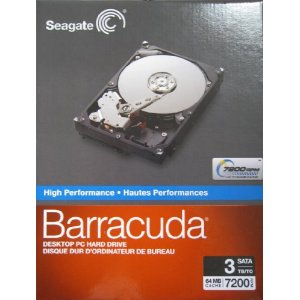 Seagate (STBD3000100) 3 TB SATA Hard Drive