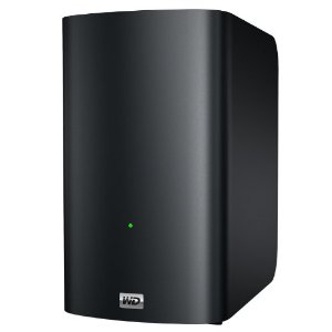 Western Digital My Book Live Duo 6TB Personal Cloud Storage - BVHT0060JCH-NESN Hard Drive