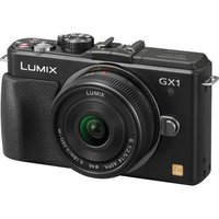 Panasonic DMC-GX1K Light Field Camera with 14-42mm lens