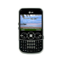 LG 900G Cell Phone