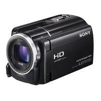 Sony Handycam HDR-XR260V Camcorder