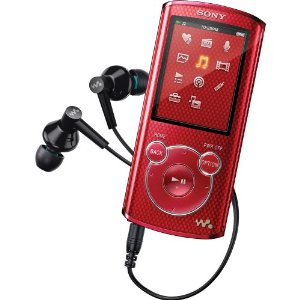 Sony NWZ-E464 (8 GB) MP3 Player