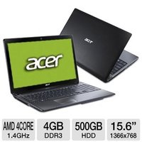 Acer Aspire AS5560G-Sb468 (LXRNZ02063) PC Notebook