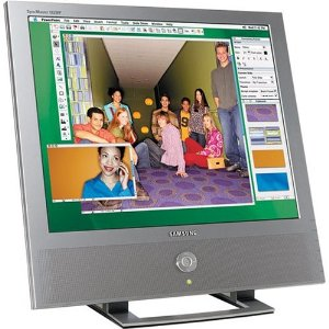 Samsung SyncMaster 192MP 19 inch LCD Monitor
