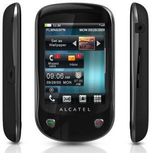 Alcatel OT-710D Cell Phone