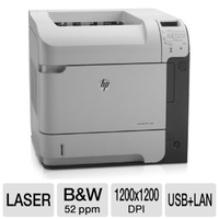 Hewlett Packard LaserJet M602n Laser Printer