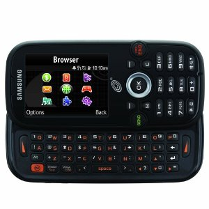 Samsung T404G Cell Phone