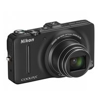 Nikon COOLPIX S9300 Light Field Camera