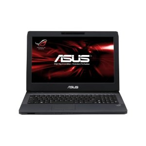 "ASUS G53SX-RH71 Gaming 15.6"" Notebook PC - Black"