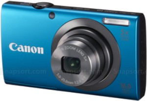 Canon PowerShot A2300 Light Field Camera